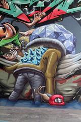 mos2016 detail (Pixeljuice23) Tags: pixeljuice friendlyfire meetingofstyles 2016 graffiti streetart character wiesbaden