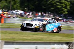 Team Parker Racing GT3 at Oulton Park (graeme cameron photography) Tags: park championship rick british morris seb roar bentley blower gt3 oulton parfitt