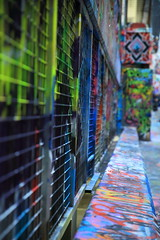 (Dhiren Adatia) Tags: people urban streetart art canon wow graffiti artistic streetphotography australia melbourne talent rubbish illegal 5d bins legal laneways