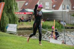Foto: Humphrey Paap (Teamcompetities Triathlon) Tags: swim cycling geel triathlon fietsen zwemmen triatlon 1edivisie teamcompetities