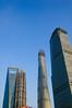 Rascacielos en Pudong (freshwater2006) Tags: china skyscraper 中国 上海 pudong jinmao rascacielos 金茂大廈 shanghaitower 上海环球金融中心 shanghaiwfc shanghaishi shanghái 上海中心大厦