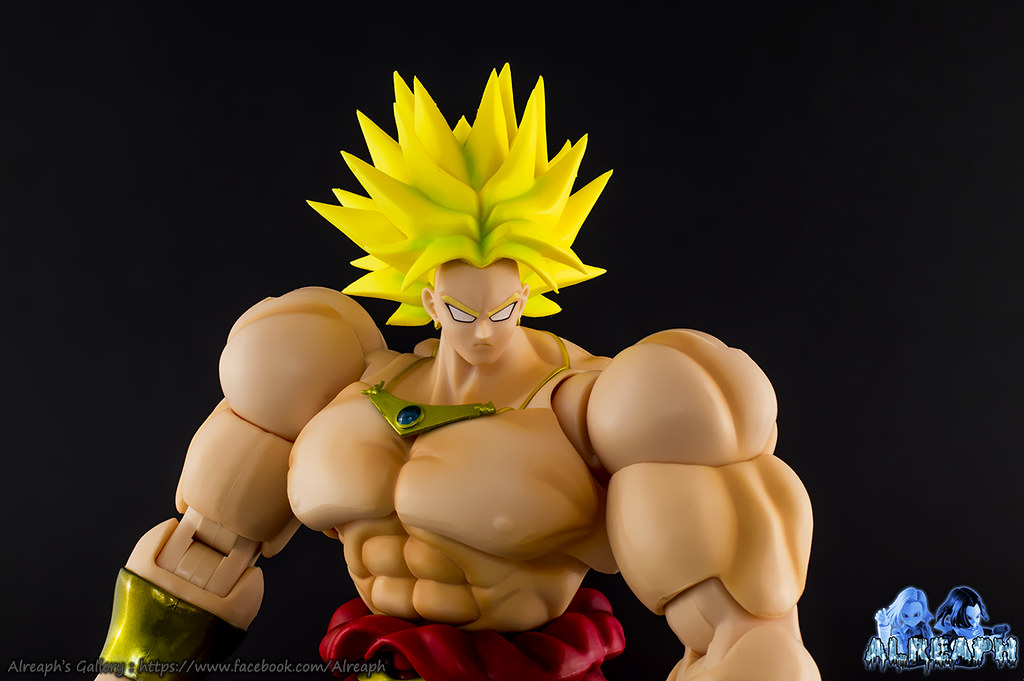 The world 39 s newest photos of broly and saiyan flickr - Sayen legendaire ...