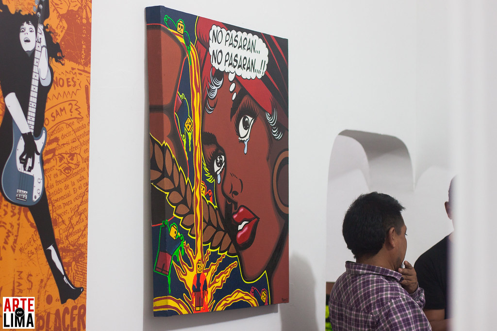 """""""Mujeres Bandera"""" en Kasa Roja"""