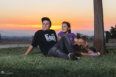 Ian&Danae (sebaignaciofotografias) Tags: chile canon eos 50mm retratos hora magica 600d