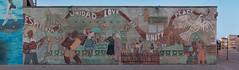 Unity -- A New Dream, 1983 (metroblossom) Tags: chicago love hope illinois mural peace amor unity paz 1983 westside humboldtpark esperanza unidad unityanewdream1983 judymorrispetacque sergemuschajewhoninow img9311256782
