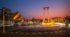Sao Chingcha (keepshoot) Tags: sunset landscape thailand twilight asia bangkok sao chingcha