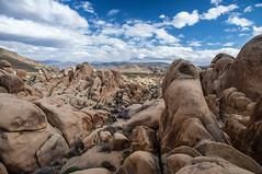 Rocks n Clouds (2_stroke) Tags: joshuatree