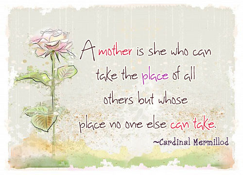 best mothers day picture messages