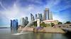 Merlion Fantasy (|SiLeNcE|) Tags: singapore merlion marinabay merlionpark onefullerton singaporecbd singaporemerlion