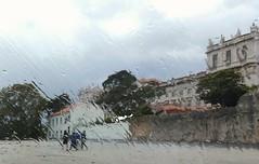 Ajuda (LuPan59) Tags: people lisboa chuva gypsie ajuda palacios ciganos lupan59 palaciodaajuda