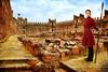 The guardian (José Luis Pérez Navarro) Tags: sky españa castle clouds spain nikon flag medieval andalucia fantasy nubes jaen retouch castillo guardian fotomontaje d60 guardiana bañosdelaencina blacky2007 platinumheartaward theperfectphotographer faestock joseluisperez