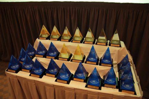 OSSE & Pinnacle Awards Table
