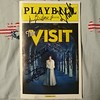 #chitarivera #thevisit #broadway #musical #signedplaybill #autograph signed on 5/1/15