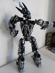 EARTHQUAKE class titan MKI (Loysnuva) Tags: giant earthquake lego technic titan bionicle mecha moc loys nuva ccbs bionifigs loysnuva