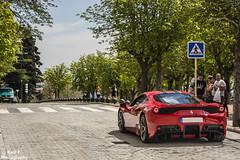 Ferrari 458 Speciale (RAFFER91) Tags: madrid spain nikon el ferrari escorial speciale carspotting 458 d7100 raffer91