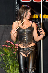 The Motorcycle Show Photo Gallery by Denny Gill at pbase.com (SEXY IN LEATHER) Tags: leather lingerie motorcycle corset motorcycleshow leatherpants leatherlace leathercorset leatherlove sexyinleather