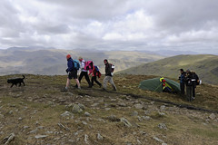 Walking With the Wounded Challenge, Grasmere 2015 (Nick Landells) Tags: charity grasmere lakedistrict cumbria challenge fairfield 2015 cumbrian greatrigg wwtw walkingwiththewounded