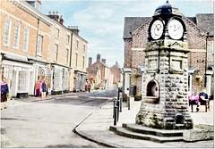 The Clock Tower (~ paddypix ~) Tags: street england clock town shropshire streetscene muchwenlock countrytown