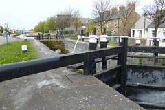 Goldenbridge Lock, Dublin. (piktaker) Tags: ireland lock eire grandcanal roi inchicore republicofireland goldenbridge waterwaysofireland lockno2