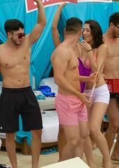 IMG_1603 (danimaniacs) Tags: shirtless man hot sexy guy mexico hunk puertovallarta trunks swimsuit stud