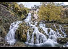 Orbaneja del Castillo (Pogdorica) Tags: agua seda cascada orbanejadelcastillo filtrond