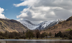 Ullswater (wiganworryer) Tags: park uk blue winter england sky cloud mountain lake snow mountains cold west nature water clouds canon lens landscape photography is photo spring natural image zoom outdoor district north may picture keith full hills national ii 200 frame april l series gibson 70 f28 6d ullswater 2016 wiganworryer