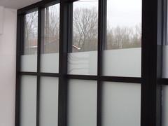 zandstraalfolie Zeb (XL Reklame) Tags: zeb zandstraalfolie