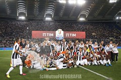 AC Milan vs Juventus (Kwmrm93) Tags: roma sports sport canon football fussball soccer celebration final adidas acmilan futbol celebrate futebol fotball juventus celebrating voetbal fodbold calcio deportivo fotboll  deportiva coppaitalia stadioolimpico esport fusball  fotbal jalkapallo  nogomet timcup fudbal  votebol fodbal