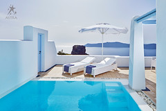 Pool suite-Astra Suites, Imerovigli, Santorini, Greece (Astra Suites - Santorini) Tags: travel sunset sea summer pool beauty bar private studio greek cuisine restaurant hotel groom holidays stream mediterranean honeymoon body room champagne nail aegean ceremony superior romance jacuzzi gourmet santorini greece health retreat caldera chef massage views vip junior romantic manicure pedicure weddings care bridal cocktails accommodation relaxation spa luxury facial suites oia privacy cyclades astra cycladic packages archeological fira treatment aromatherapy wellbeing imerovigli akrotiri luxurius skaros korres pagepoolsuite
