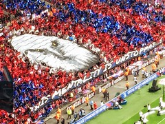 Wembley FA cup final Crystal Palace v Man United (kirstinlewis927) Tags: uk london cup manchester crystal 21 stadium united may palace final fa versus wembley fanatics 2016 cpfc holmesdale