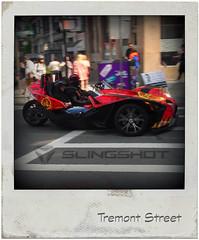 slingShot (ready2go [redE8]) Tags: boston dc downtown bostonma slingshot polaris scollaysquare filmframe polaroidframe dcmemorialfoundation picmonkey polarisslingshot