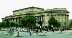 019 St.George's Hall from London Road (brigster) Tags: liverpool islington limestreet williambrownstreet