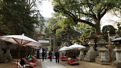 The way to Konpira (lilasyuri) Tags: voyage trip light color fall colors japan automne canon season asian temple japanese asia hiver journey memory  asie moment   printemps japon  konpira
