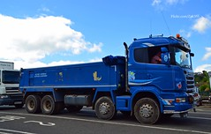 (Zak355) Tags: truck scotland scottish lorry quarry scania bute rothesay isleofbute