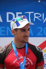 Iván Muñoz campeón españa triatlon MD sub23 7