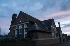 school (pamelaadam) Tags: croft liecestershire engerlandshire building april spring 2016 digital fotolog thebiggestgroup oldschool
