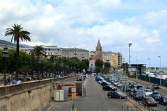 Bastia (France - Corse) (jaroslavhruska) Tags: france island boat ship corse oldtown francie bastia ostrov msto architektura lo moe cestovn desperadocz