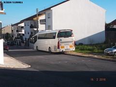 Barraqueiro 6662 Scania Irizar 10 - BI - 97 Via - Rara [ 2 ] (madafena1) Tags: via rara scania autocarro 6662 irizar barraqueiro