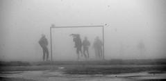Foggy Soccer 01 (JulienLec) Tags: blur fog football soccer vietnam sapa brume