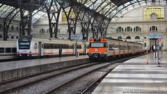 Dos orgens, un dest (tunel_argentera) Tags: tren train ferrocarril railway zug renfe adif 448 448r 447 regional exprs barcelona frana