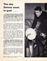 Birmingham City vs Derby County - 1968 - Page 16 (The Sky Strikers) Tags: county city two st magazine football official birmingham andrews division derby league 1s