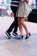 Stripes & polka dots (S. Hemiolia) Tags: lindyhop lindyhoppers dance dancers ballo ballerini dixie 1930 1940 danza she woman donna