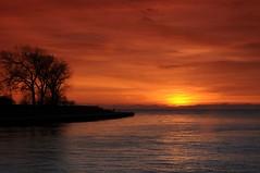 2016 Lake Michigan Sunrise 9 (DrLensCap) Tags: park lake chicago robert sunrise harbor illinois michigan il lincoln montrose kramer