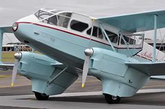 Bush Coachworks Limited (de Havilland Aircraft Company Limited) DH.89A 'Rapide (A380spotter) Tags: bushcoachworkslimited dehavillandaircraftcompanylimited dh89 dh89a dragonrapide rapide gahag bryher 82 scilloniaairwayslimited biplane fai16 sbacfarnboroughinternationalairshow2016 fia2016 taglondonfarnboroughairport eglf fab
