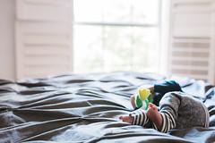 365-20 July 20 (eblinn) Tags: baby window nap sleep newborn naptime babyfeet windowlight newbornphototography