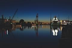 Hafen (heiko.moser) Tags: city night canon nacht hafen bremerhaven habor heikomoser