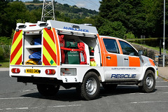 MX65 GWO 02 (IainDK) Tags: calder valley search rescue team toyota hi lux hilux pick up systems pickup mountain mrt mrc sar ambulance imageall