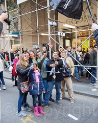 Selfie Sticks, 2015 New York City Easter Parade and Bonnet Festival (jag9889) Tags: nyc newyorkcity usa ny newyork hat festival easter costume unitedstates manhattan unitedstatesofamerica 5thavenue parade midtown stick fifthavenue bonnet selfie 2015 jag9889 20150405