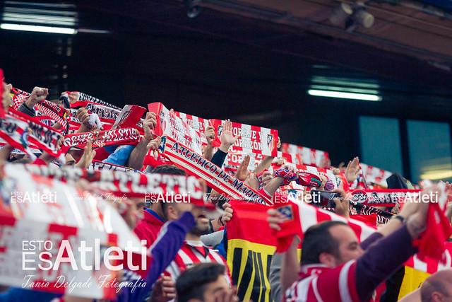 Partido Atlético de Madrid (0-0) Real Madrid