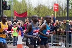 London Marathon 2015 (Ania Mendrek) Tags: london sport marathon running nike elite winner runners winners londonmarathon kipchoge sigma18200mmf3563dcos londonmarathon2015 2015virginmoneylondonmarathon